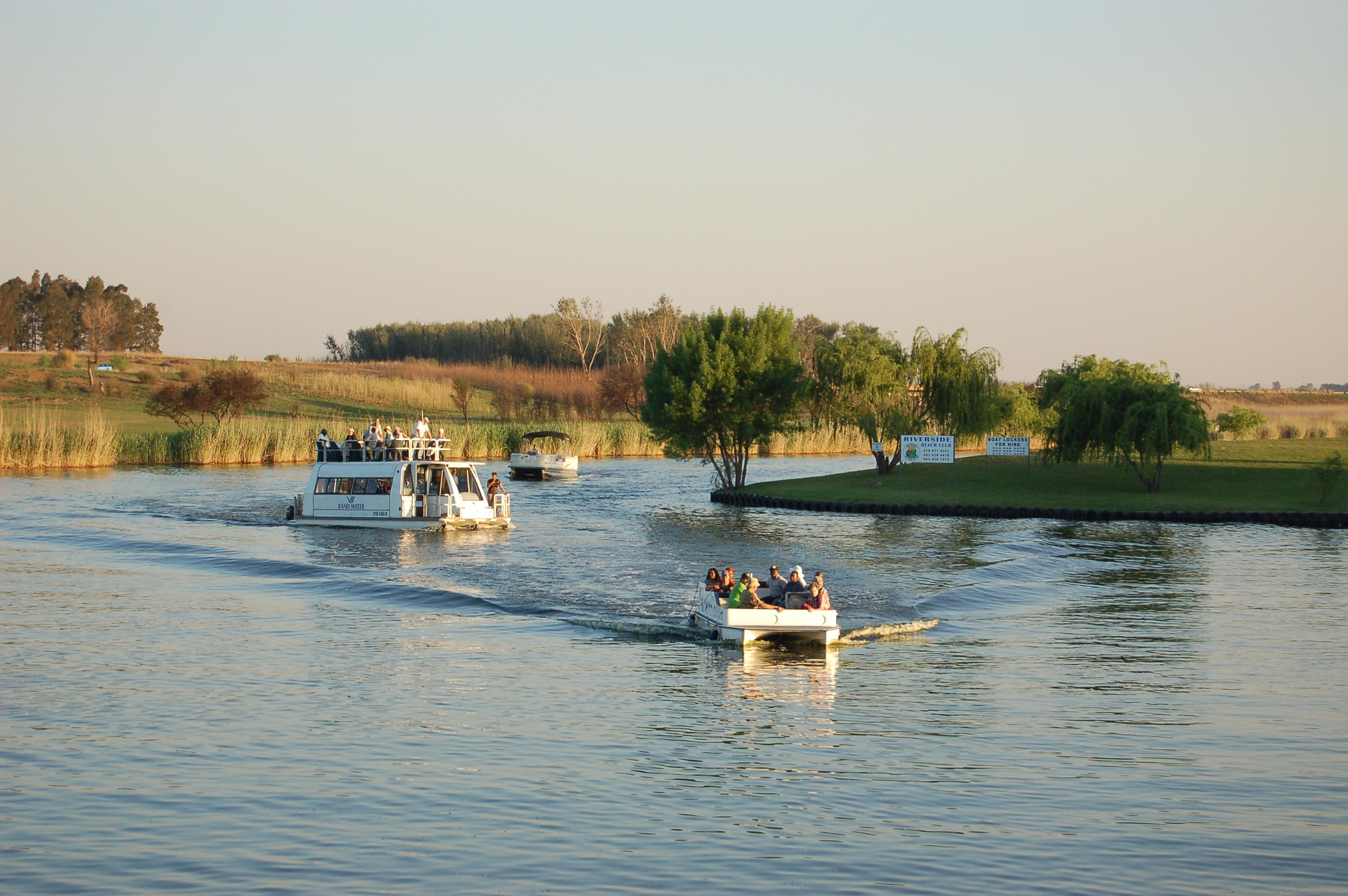 river cruises vaal explorer