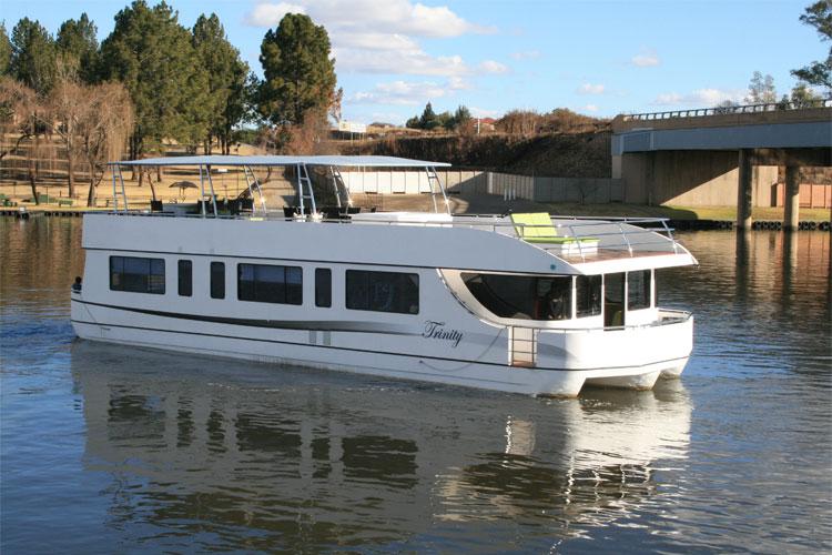 Houseboats Vaal Explorer